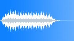 Slow electro whoosh Sound Effect