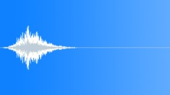 Single swipe - audio clip 03 Sound Effect