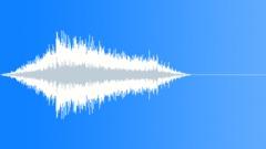 Future world whoosh 1 Sound Effect