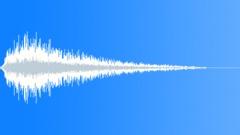 Drip reverb whoosh 1 Sound Effect
