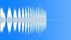 Whoosh - speed up stutter 1 Sound Effect