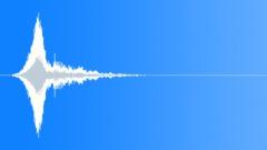 Swoosh whoosh 8 Sound Effect