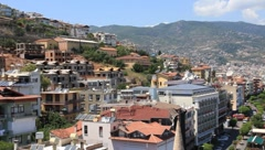 Alanya, Turkey - stock footage