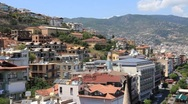 Alanya, Turkey Stock Footage