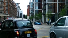 London Street 05 Stock Footage