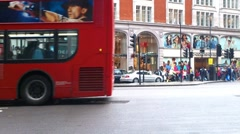 London Street 07 Stock Footage