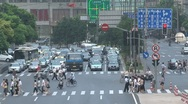 Stock Video Footage of Busy traffic