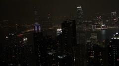 PAN OF HONG KONG MVI 8160 - stock footage