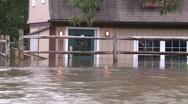 Post Hurricane Flooding (1 of 5) Stock Footage