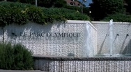 Lausanne Olympic Museum Switzerland 02 Stock Footage