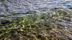 Water / the sea / ocean / sun - stock footage