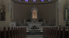 Catholic Church - stock footage