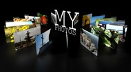 My Photos (HD+Loop) Stock Footage