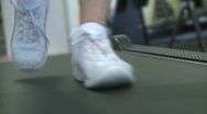 Physical Therapy Session (6) Stock Footage