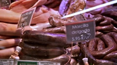 0100 Mercado HD30 - stock footage