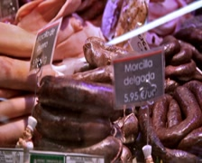 0100 Mercado PAL Stock Footage