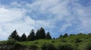 Stock Video Footage of Alaska Landscape Time Lapse