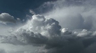 Stock Video Footage of Cloud Heaven Time Lapse