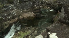 Riverfall Stock Footage