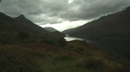 Stock Video Footage of Loch Lapse