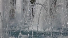 City fountain 2 HD 1080p Stock Footage