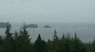 Alaska fishing trawler Stock Footage