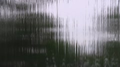 Thin Waterfall - stock footage
