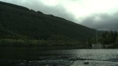 Loch Jet Stock Footage