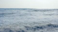 Stormy Sea. Stock Footage