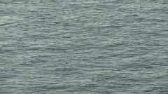Water in river - stock footage