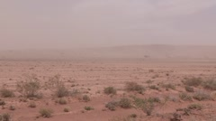 Somalia: Dry, Brown, Dusty Fields of the Drought Stock Footage
