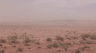 Stock Video Footage of Somalia: Dry, Brown, Dusty Fields of the Drought