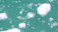 Alaskan Ice - stock footage