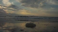 Jellyfish Ocean Sky.mp4 Stock Footage