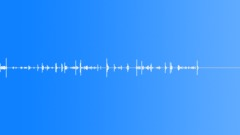InsectWalkDirt BU01.448 Sound Effect