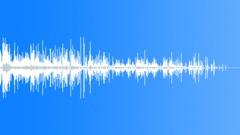 DebrisSugarCone S011TX.293 Sound Effect