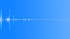 DebrisWaffleCone S011TX.311 Sound Effect