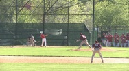 Baseball game (3 of 4) Stock Footage
