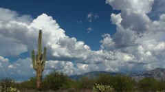 Arizona Scenic Time Lapse Stock Footage