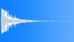 Stock Sound Effects of BLACKSMITH HAMMER STRIKE02