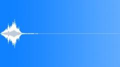 BLADE SCRAPE FAST RING01 Sound Effect