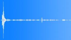 BODY MOVEMENT SNOW LIFT05 - sound effect