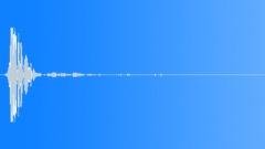 BODYMOVEMENT GROUND IMPACT HEAVY03 Sound Effect