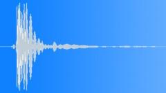 BODYMOVEMENT GROUND IMPACT HEAVY07 - sound effect