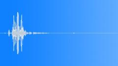 BODYMOVEMENT GROUND IMPACT LIGHT06 - sound effect