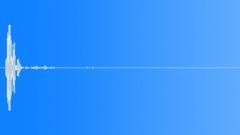 BODYMOVEMENT ORGANIC IMPACT MEDIUM01 - sound effect