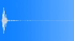 BODYMOVEMENT ORGANIC IMPACT MEDIUM07 - sound effect