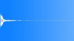 BOTTLE METAL LIQUID IMPACT RING06 Sound Effect