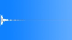 BOTTLE METAL LIQUID IMPACT RING08 Sound Effect