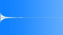 BOTTLE METAL LIQUID IMPACT RING10 Sound Effect